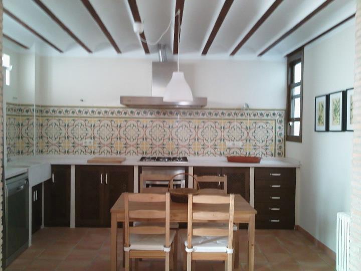 CasaSagasta Elche de la Sierra, holiday rental in Elche de la Sierra
