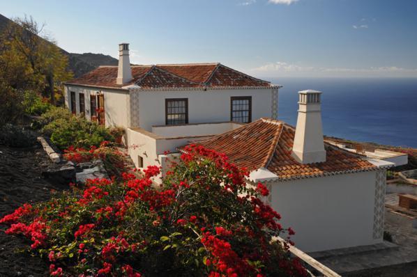 Casona rural Los Melindros, alquiler de vacaciones en La Palma