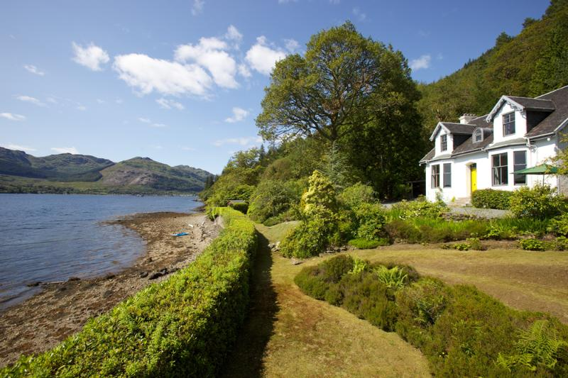 Inverlounin House, holiday rental in Loch Lomond and The Trossachs National Park