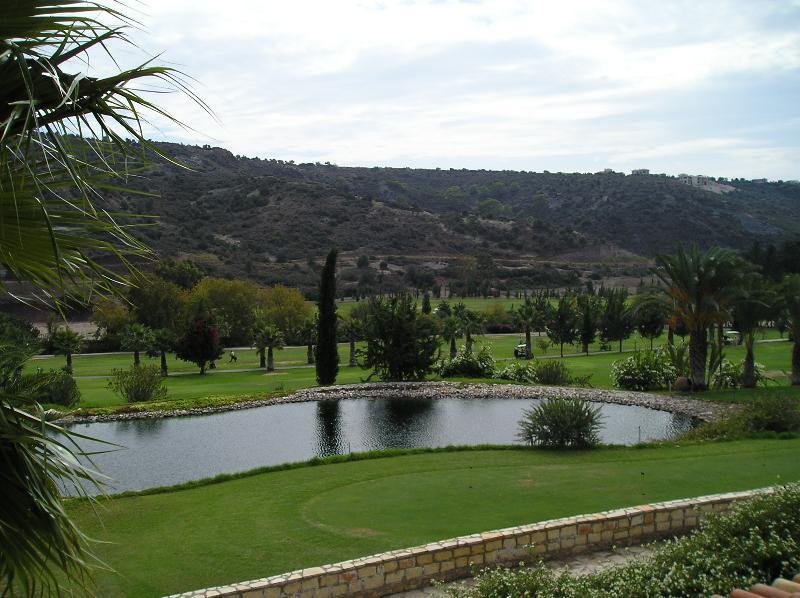 Golf at Secret Valley
