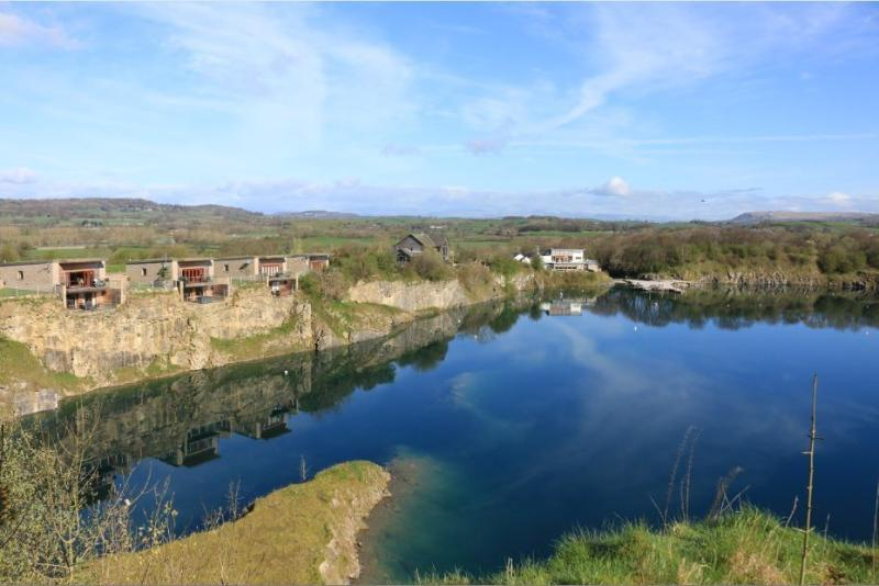 View of Jackdaw Quarry from Jackdaw Quarry Heights