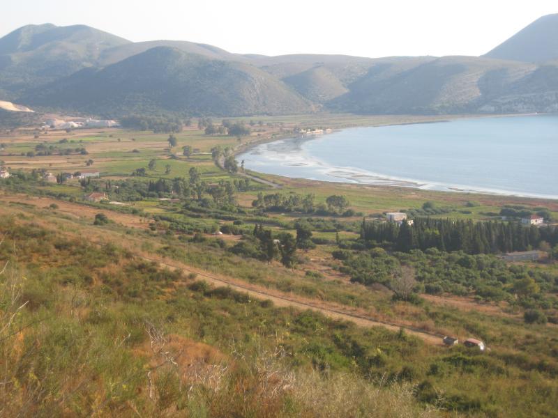 Livadi Bay is perfect for cycling & walking