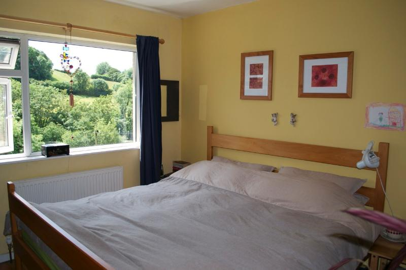 Main bedroom with superking bed