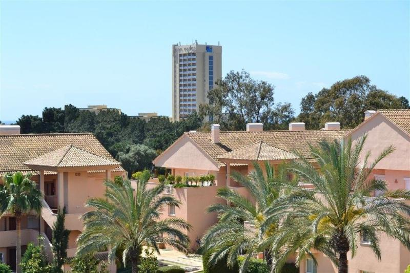Views to the 5* Hotel Don Carlos from Los Jardines