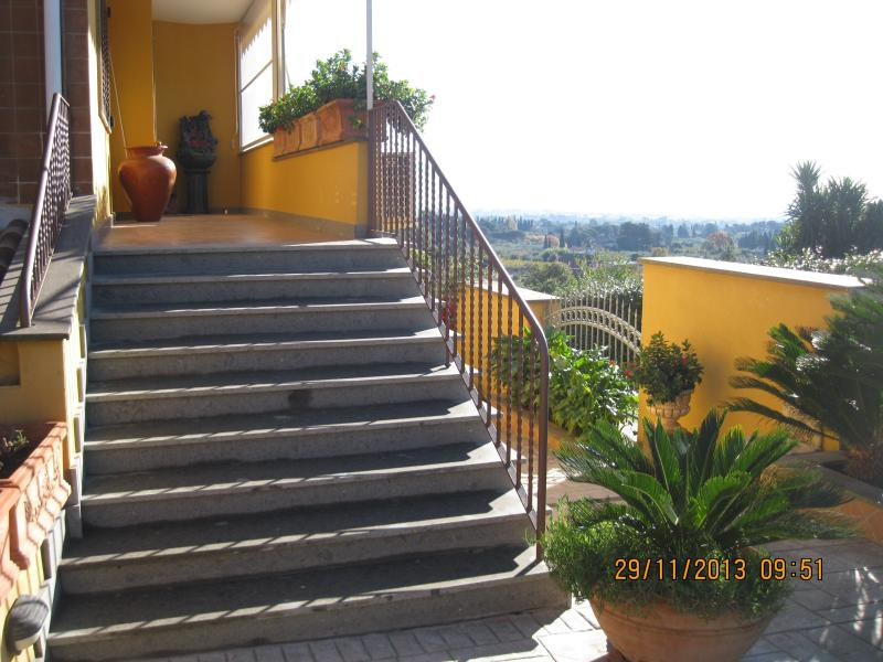 Mariella's guest house, holiday rental in Rocca Massima
