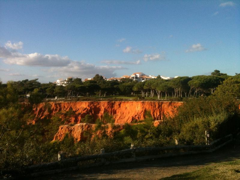 Pine Cliffs golf resort, Albufeira