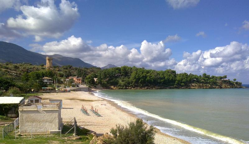 Spiaggia di Scopello (Guidaloca)