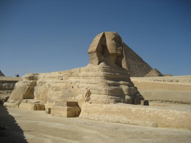 Fancy a trip further afield try Cairo and the Spinx at Giza