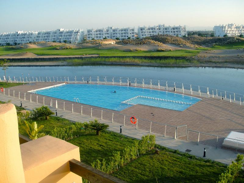 Holiday home in golf resort, holiday rental in Balsicas