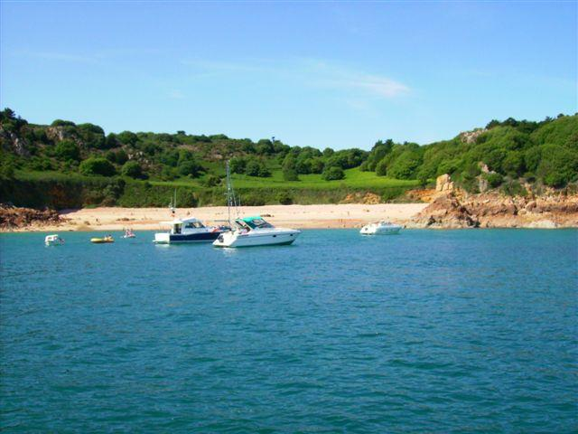 A local island called Causey