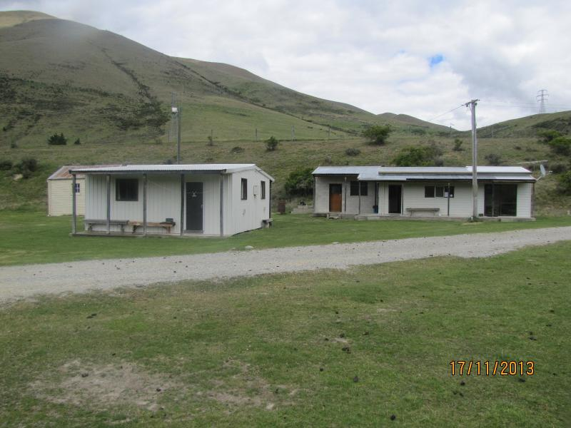Dunstan Downs Backpackers/self contained  accommoadtion