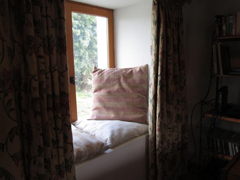 Window Seat in Lounge