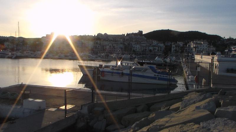 Duquesa Marina at Sunset