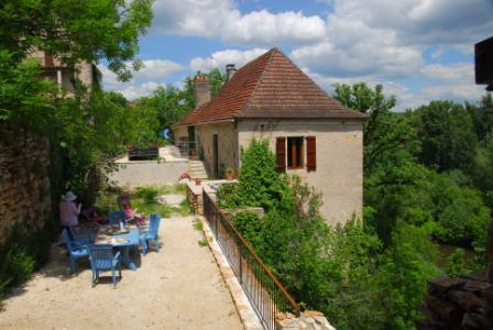 La Loutre, vacation rental in Cajarc