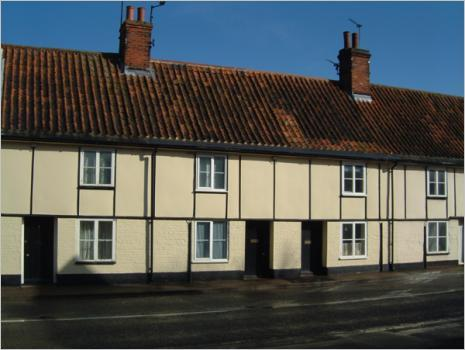 Barley Cottage, holiday rental in Blyford