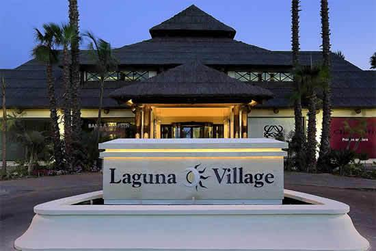 Laguna Village - great for restaurants and shopping complex close to La Resina.