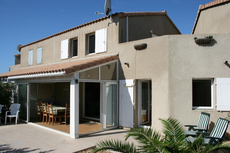 LOrangier, Clos de Socorro, vacation rental in Portiragnes