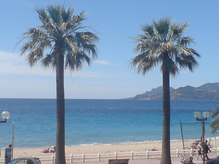Cannes Beachfront Apartment, vacation rental in Cannes