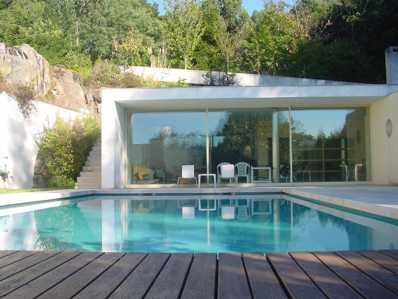Le pool house.