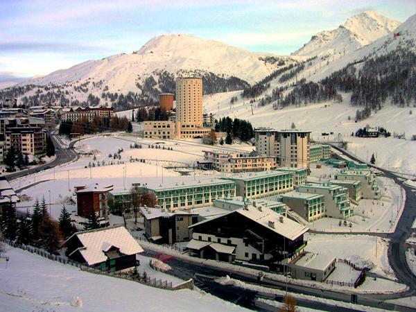 Villaggio Olimpico Sestriere, vacation rental in Borgata Sestriere