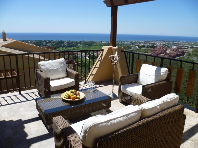 View form terrace