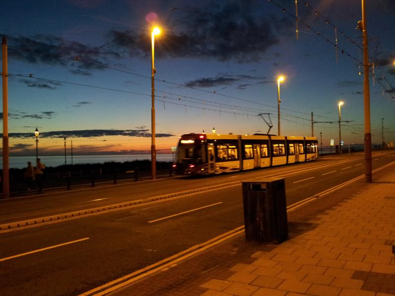 North Beach Apartments, holiday rental in Blackpool
