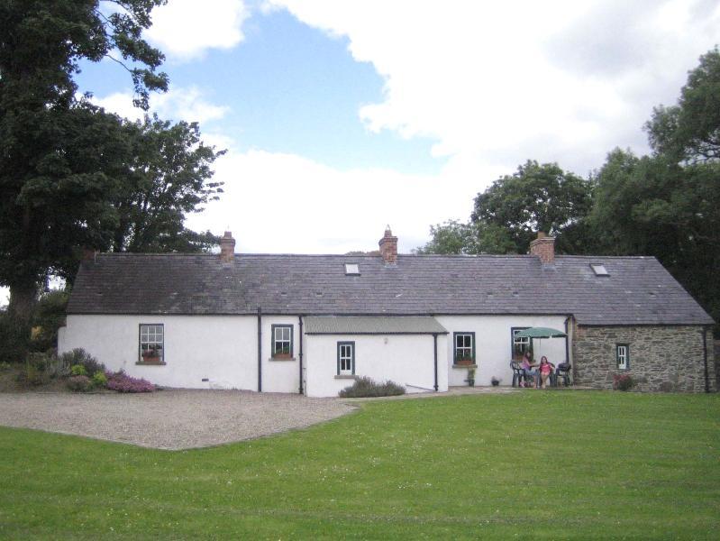Mill Cottage-back garden