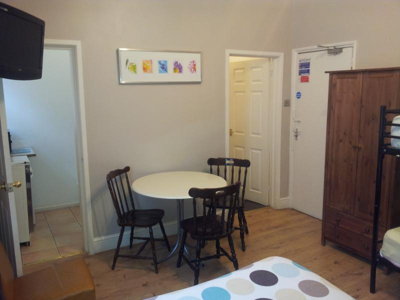 North Beach Apartments 2, holiday rental in Blackpool