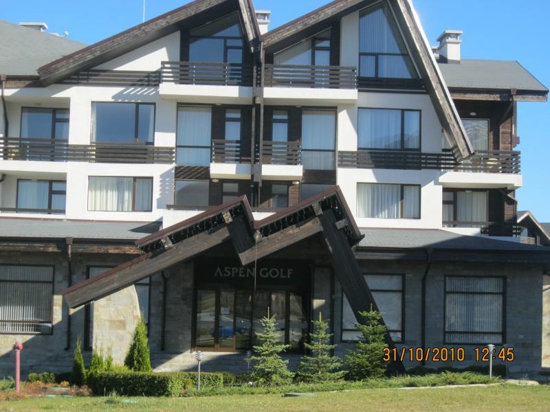 Aspen Golf hotel