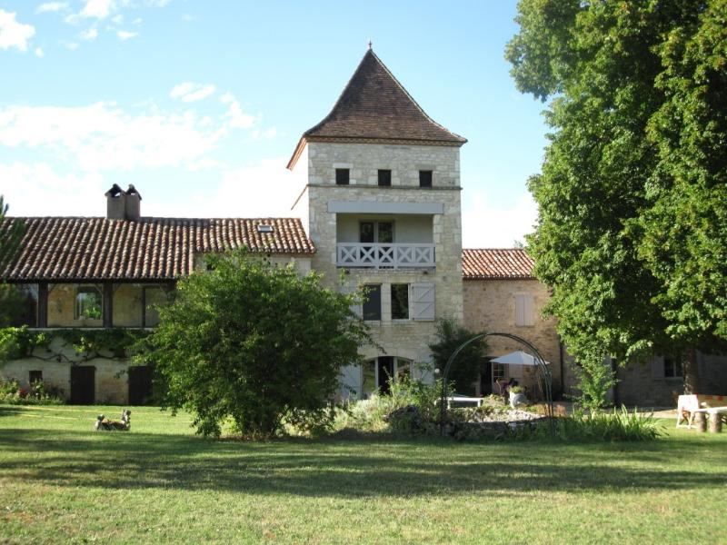 gite les mirabelles (mas de vinel), holiday rental in Cahors