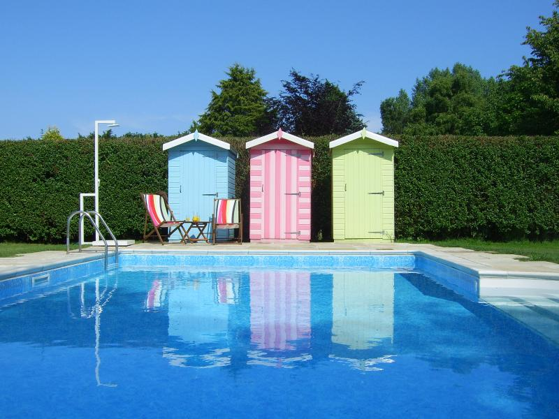 Private Heated Swimming Pool (May-Sept incl.)