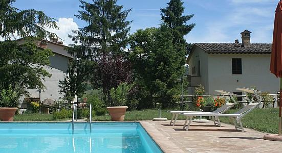 Coldipozzo Villa Sleeps 4 with Pool - 5228857, vacation rental in Santa Maria di Sette