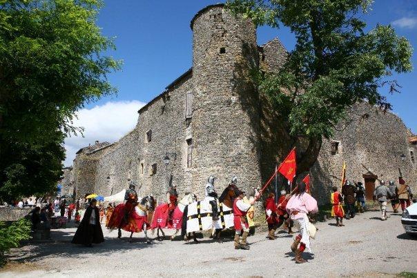 Fête médiévale St Jean d'Alcas