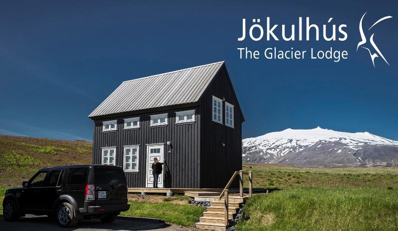 The Glacier Lodge, location de vacances à Hellnar