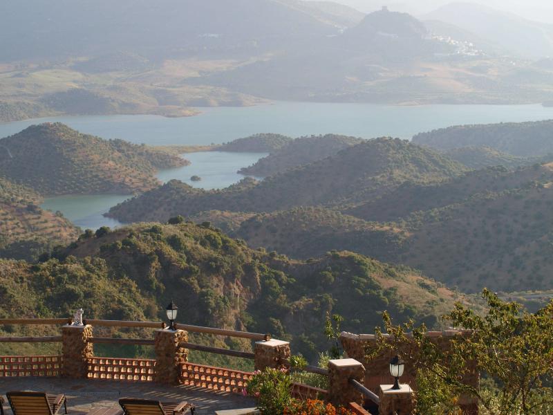 La Cañada, vacation rental in Sierra de Grazalema Natural Park