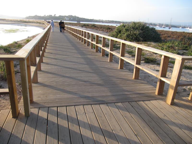 Alvor Promenade over the Ria and Dunes