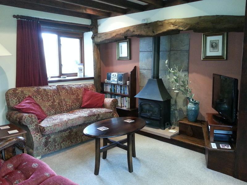 Jasmine Cottage - Lounge Area