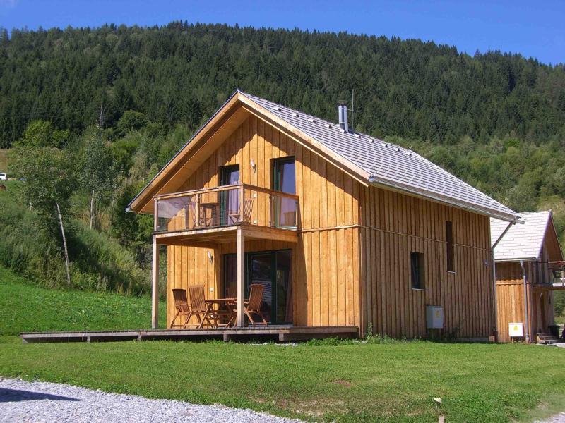 Chalet Alpenrose in the Summer