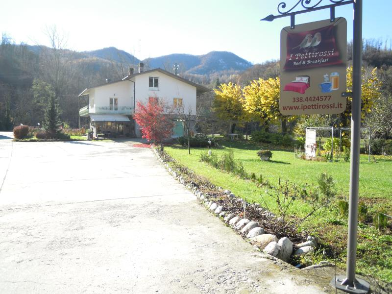 I Pettirossi, holiday rental in San Giacomo