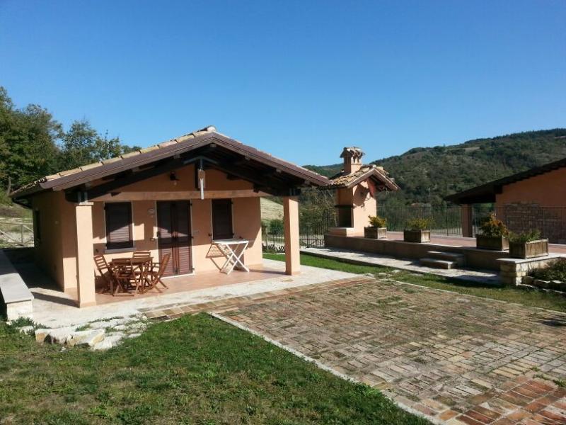 La Casina, holiday rental in Montefortino