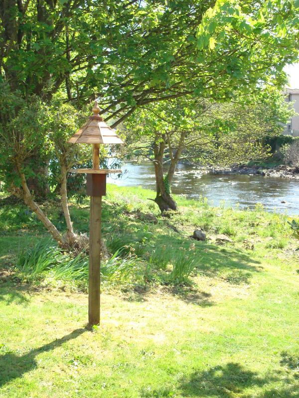 River bank Garden