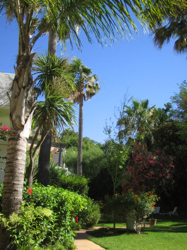 Beautiful botanical gardens j- 100yds from beach