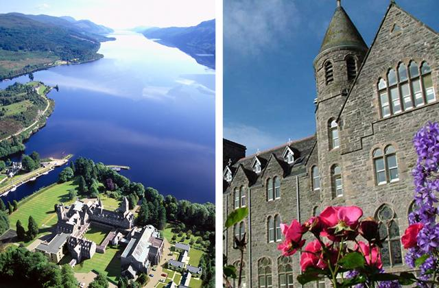 LOCH NESS Luxury Apartment MoatHouse No.9, alquiler vacacional en Fort Augustus