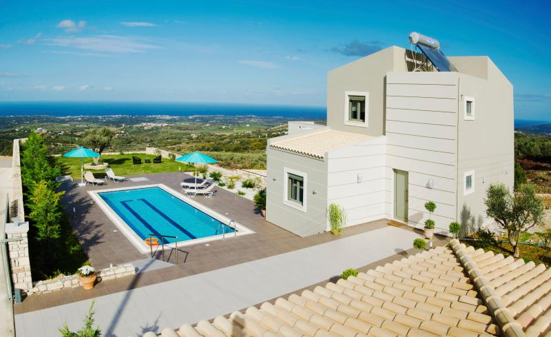 *Panoramic view *Sea view *Villa Panorama