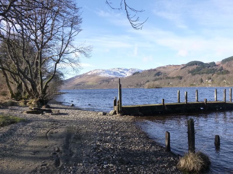 Loch Earn at St Fillans