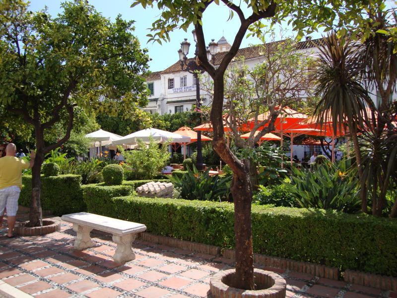 Marbella - Orange Square (Plaza de Naranjas)