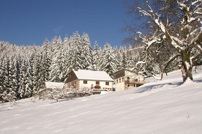 Gîte de Blanche Roche, alquiler vacacional en Vosges