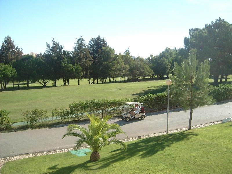 View  onto 10th Fairway from Front Terrace