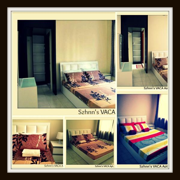 Szhnn's Vaca Apt, holiday rental in Kota Kinabalu District