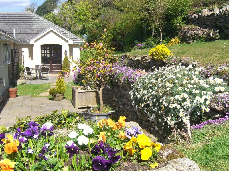 Orchard Cottage Apartment, East Portlemouth, Salcombe,Devon, vacation rental in Salcombe